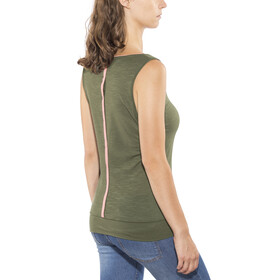 Millet W's Cloud Peak Tanktop grape leaf